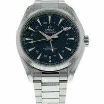 Omega Seamaster Aqua Terra Steel 43mm Blue United States of America, Florida, Sarasota
