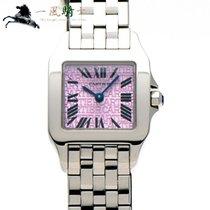 Cartier Santos Demoiselle W2510002 подержанные