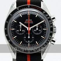Omega Speedmaster Professional Moonwatch Staal 42mm Zwart