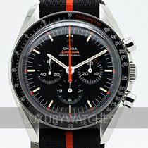 Omega Speedmaster Professional Moonwatch Çelik 42mm Siyah