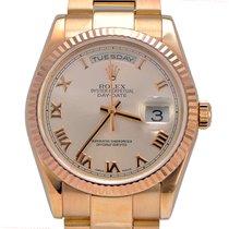 Rolex Day-Date 36 118205 also 118235 2001 occasion