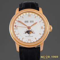 Blancpain Triple Date Moonphase  18K Rose Gold  Limit.Ed .260 pcs
