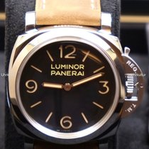 Panerai Aço Corda manual 47mm novo Luminor Marina 1950 3 Days