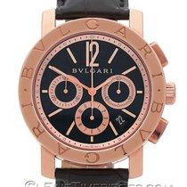 Bulgari Or rose 42mm Remontage automatique BBP42GLCH occasion