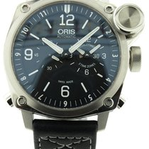 Oris BC4 Steel 42.7mm Black United States of America, New Jersey, Cresskill