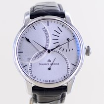 Maurice Lacroix Masterpiece MP6508-SS001-130-1 Muy bueno Acero 43mm Automático