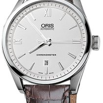 Oris Artix Date Steel 46mm Silver United States of America, New York, Brooklyn