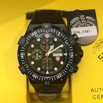 Swiss Military WATCH CONGER NERO AUTO CHRONOGRAPH 2556