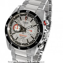 Tudor Grantour Chrono Fly-Back Steel 42mm Grey