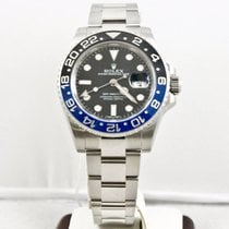 Rolex GMT-Master II 116710 Batman Watch Rolex Box & Booklets