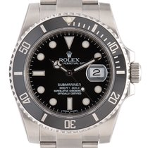 Rolex Submariner 40 Steel Black Dial 116610LN