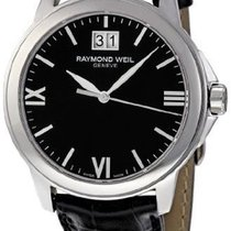 Raymond Weil Men's 5476-ST-00207 Tradition Black Dial...