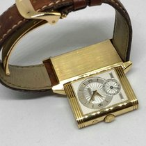 Jaeger-LeCoultre Reverso Duoface Day Night 18k Gold Fold Clasp