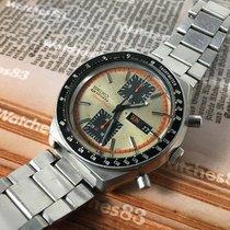 Seiko Kakume SpeedTimer Reloj cronógrafo antiguo automático...