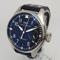 IWC Big Pilot Mens Steel 46mm Watch IW500401