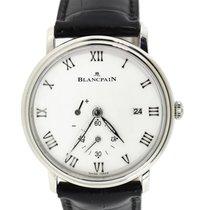Blancpain Villeret Ultra-Slim 6606A-1127-55B 2016 pre-owned