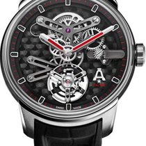 Angelus new Manual winding Display Back Limited Edition 42mm Sapphire Glass