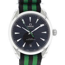 Omega Seamaster Aqua Terra 41mm Co-Axial Black Dial Golf Edition