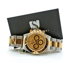 Rolex Daytona Zenith 16523 6 rovesciato diamonds