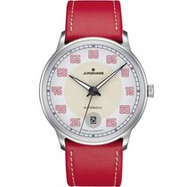 Junghans Meister Driver 027/4716.00 JUNGHANS MEISTER DRIVER AUTOMATIC rosso 2020 new