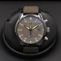 IWC Pilot Chronograph Top Gun Miramar tweedehands 44mm Keramiek