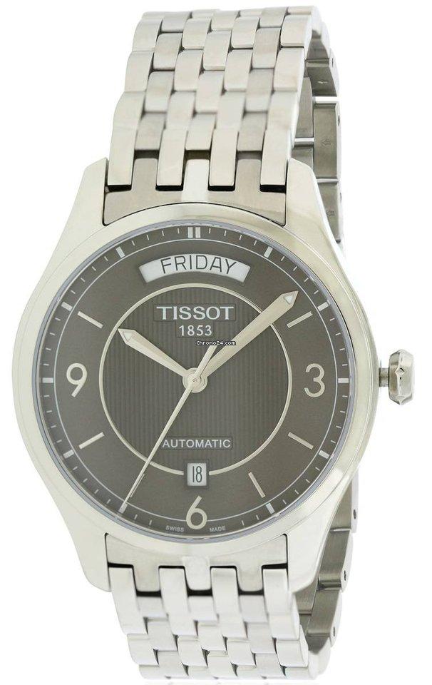 Tissot T-One Automatic Mens Watch eladó 114 021 Ft Seller státuszú eladótól  a Chrono24-en 8c9288e407