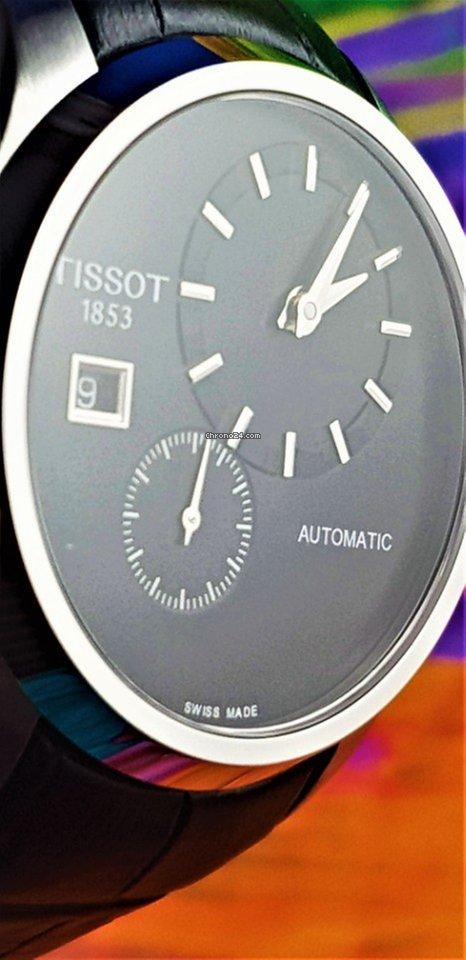 Tissot Couturier eladó 175 408 Ft Trusted Seller státuszú eladótól a  Chrono24-en e243deab62