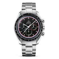 Omega 31130423001003 Aço Speedmaster Professional Moonwatch 42mm