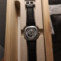 Sevenfriday Steel 47mm Automatic P1B/01 pre-owned United Kingdom, Cheshire