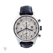 TAG Heuer Carrera Calibre 1887 Steel 41mm White