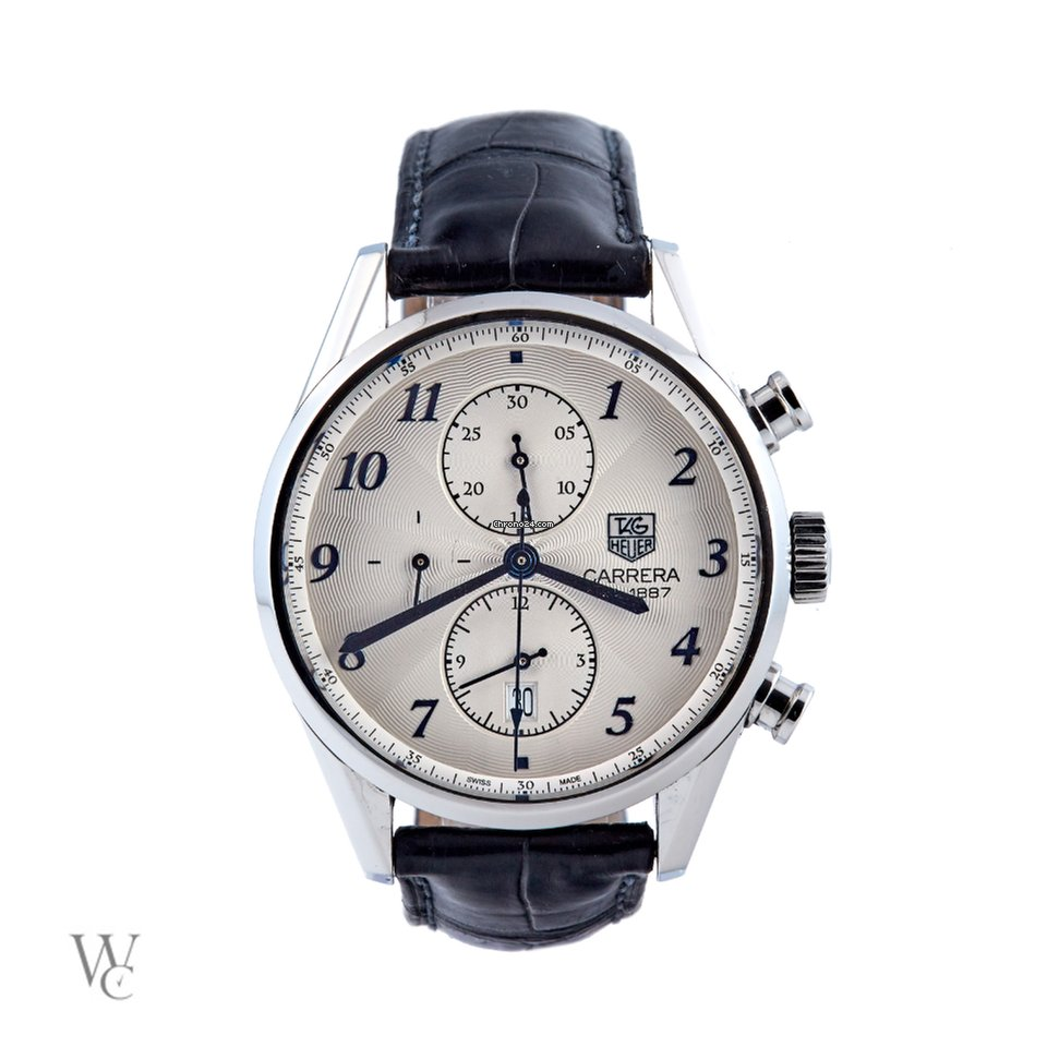 Relógios TAG Heuer Carrera Calibre 1887 usados   Comprar relógio TAG Heuer  Carrera Calibre 1887 usado 0494b2f220