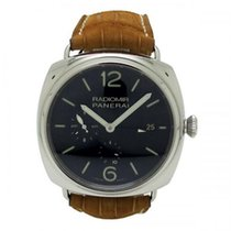 Panerai Radiomir 10 Days GMT new Automatic Watch with original box and original papers PAM 00323