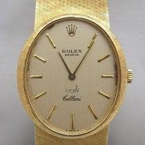 Rolex Cellini 30mm Srebro