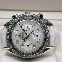Omega Speedmaster Ladies Chronograph Steel 35.5mm Mother of pearl Arabic numerals Singapore, Singapore