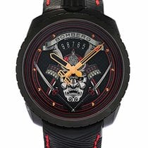 Bomberg Steel 45mm Automatic BS45APBA.037.3 new United States of America, New Jersey, Cresskill