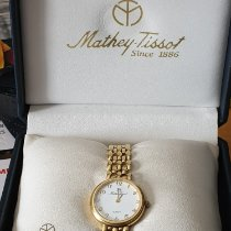 Mathey-Tissot Yellow gold 27mm Quartz 976.1055 pre-owned