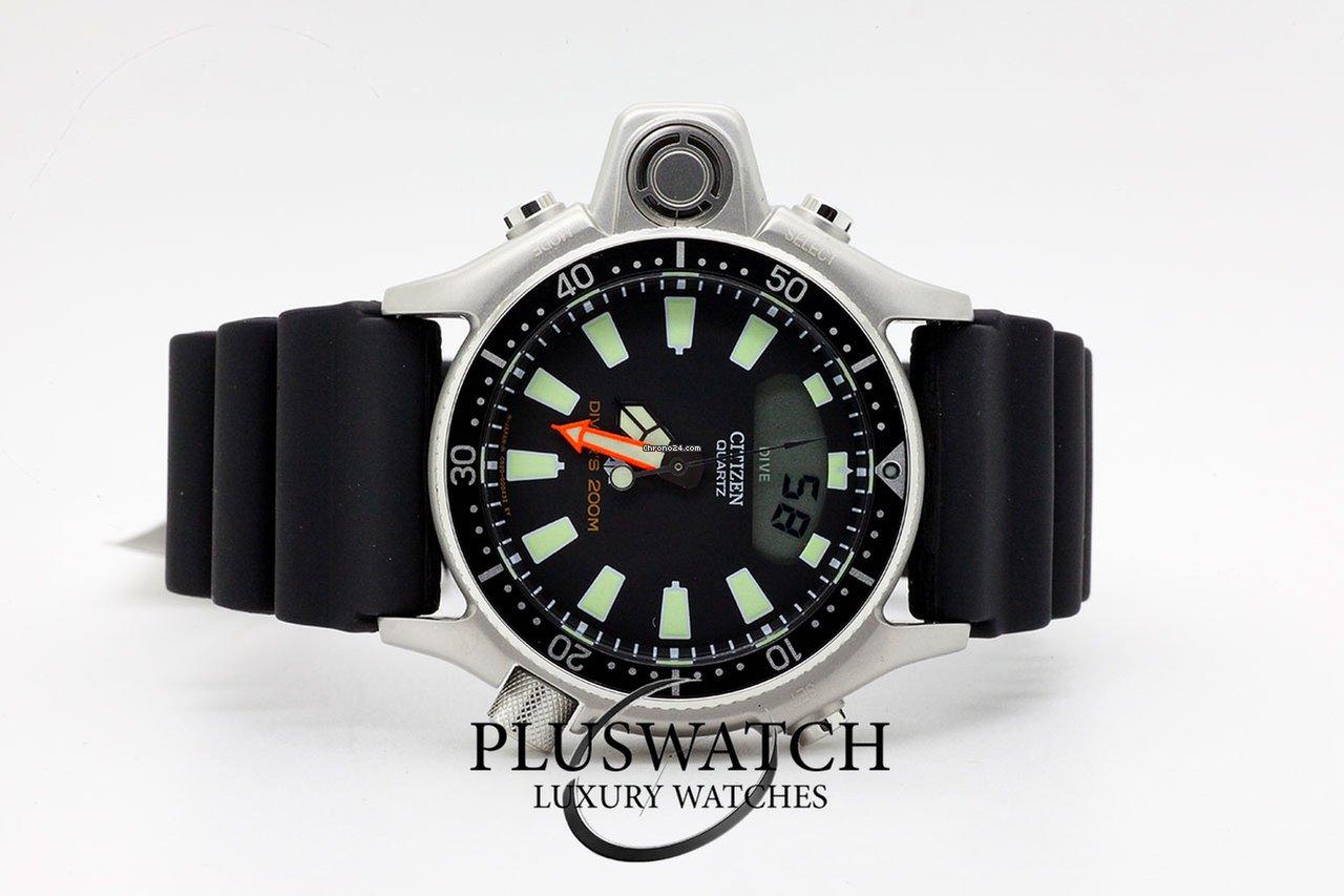 11d49b89e8a Citizen Aqualand I Quarzo 44 mm JP2000-08E