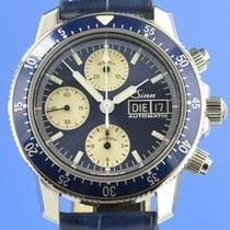 Sinn 103 Acier 41mm Bleu