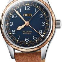 Oris Big Crown Pointer Date new