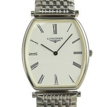 Longines Steel 30mm Quartz L4.705.4 pre-owned