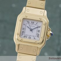 Cartier Santos (submodel) 24mm Άσπρο