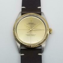 Rolex Gold/Steel 34mm Automatic Oyster Perpetual pre-owned United States of America, California, Beverly Hills