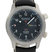 Bremont Steel 43mm Automatic MB11 pre-owned United States of America, Arizona, SCOTTSDALE