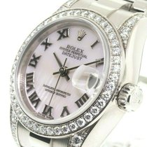 Rolex Lady-Datejust 179159mrp occasion
