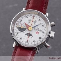 Alain Silberstein Steel 38mm Automatic pre-owned