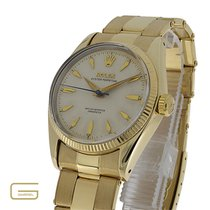 Rolex Oyster Perpetual 6634 Very good Steel 34mm Manual winding