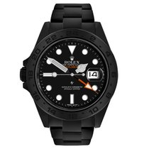 Rolex Explorer II Steel 42mm Black