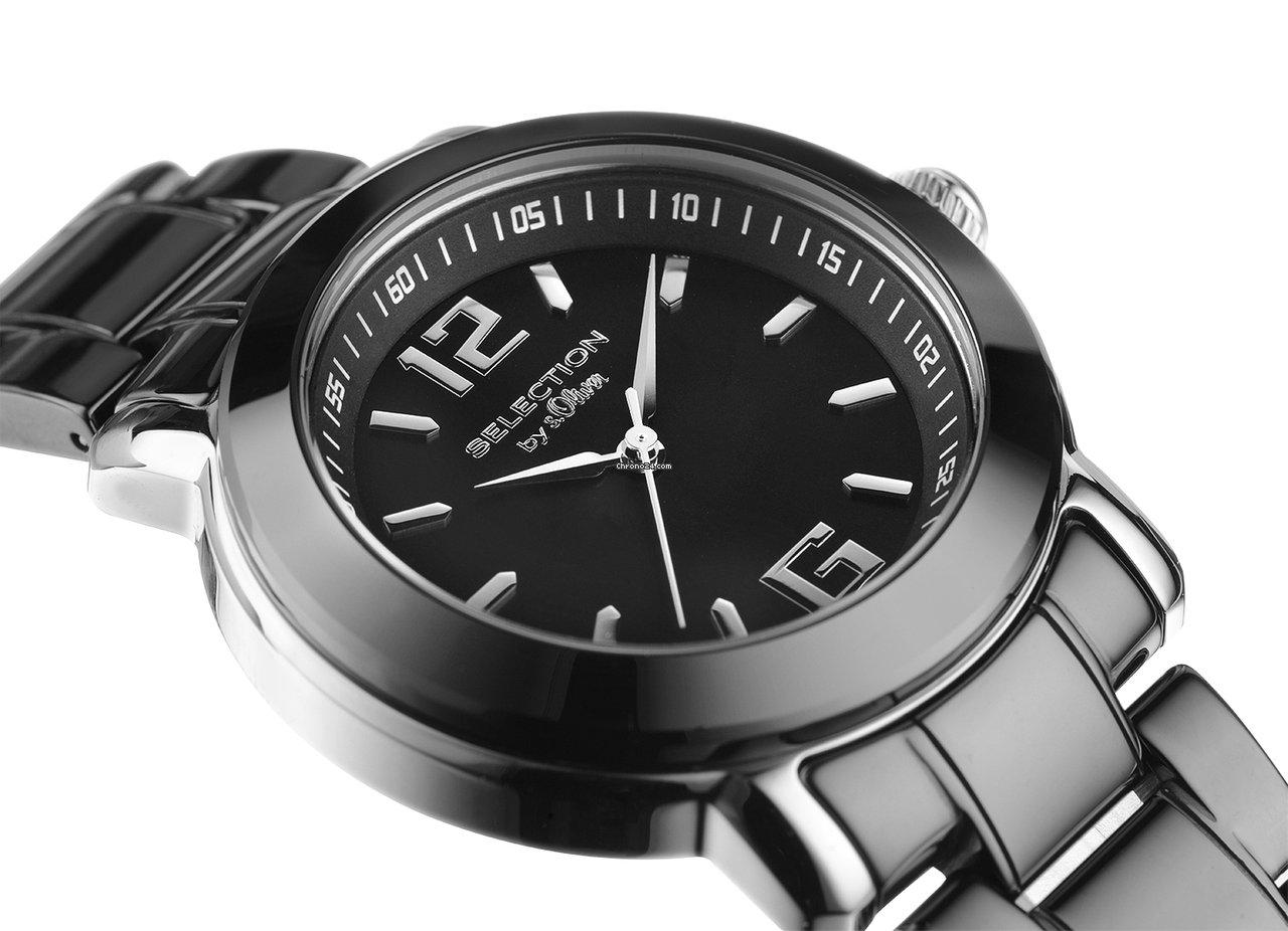 Damenuhren schwarz  S.Oliver Uhren - Alle Preise für S.Oliver Uhren auf Chrono24