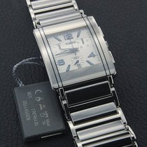 Rado Integral Steel 30.00mm Silver Arabic numerals