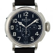 Zenith Pilot Type 20 Annual Calendar new Automatic Watch with original box and original papers 03.2430.4054/21.C721